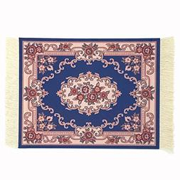 Oriental Rug Mouse Pad, Turkish Design Woven Carpet Mouse Ma