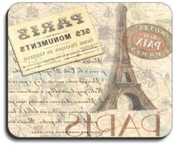 Paris Travel Themed Mouse Pad - By Art Plates
