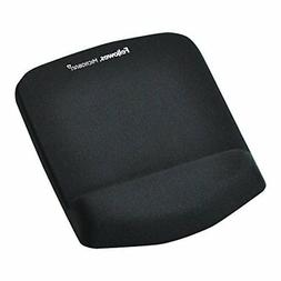 Fellowes PlushTouch Mouse Pad/Wrist Rest with FoamFusion Tec