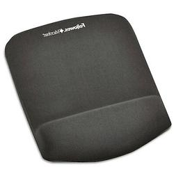 Plushtouch Mouse Pad/Wrist Rest Graphite Softest Place Your