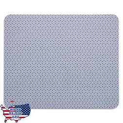 * Precise Mouse Pad, Nonskid Repositionable Adhesive Back, 8