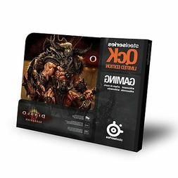 SteelSeries QcK Diablo III Gaming Mouse Pad - Barbarian Edit