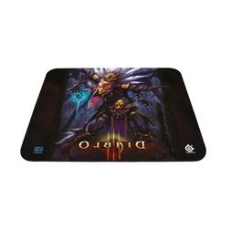 SteelSeries QcK Diablo III Gaming Mouse Pad - Witch Doctor E