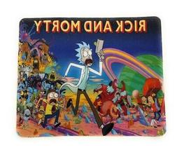 RICK AND MORTY 1121 TV  Anti slip MOUSE PAD 9 X 7inch USA Se