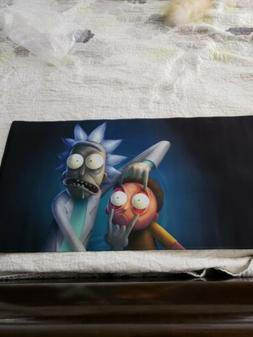 Rick And Morty Gaming Mouse Pad