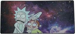RICK AND MORTY Large Anti-slip Mouse Mat Big Rubber Mouse Pa