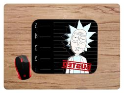 RICK AND MORTY RICK BUSTED MOUSEPAD MOUSE PAD HOME OFFICE GI