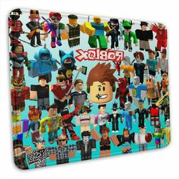 Roblox Game Non-slip Mouse Pad Thick Rubber Laptop Computer