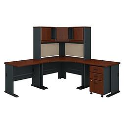 Bush Business Furniture Series A 84W x 84D Corner Desk with