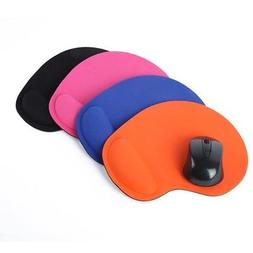Soft Gel Mouse Mice Pad Rest Comfort Wrist Support Mat Gamin