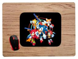 SONIC MANIA DESIGN MOUSEPAD MOUSE PAD HOME OFFICE GIFT GAMIN