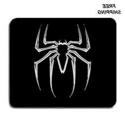 spiderman spider logo birthday gift mouse pad