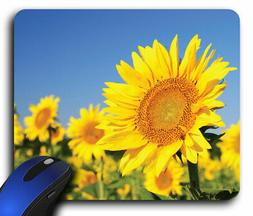 Sunflower Rectangle Mouse Pad