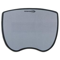 Ultra Slim Mouse Pad Nonskid Rubber Base 8-3/4 X 7 Gray