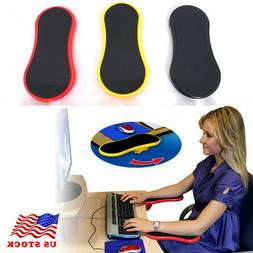 US Attachable Armrest Pad Desk Computer Table Arm Support Mo