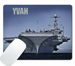 Wknoon US Navy Mouse Pad Custom Design