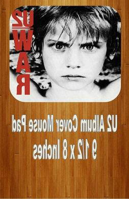 War by U2  Album Cover Mouse Pad Home Or Office