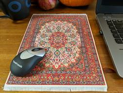 woven mouse pad turkish carpet design
